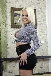 Lucy Shy  #4
