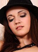 Wet and Puffy Model Aimee Ryan