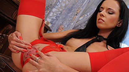 Porn Video Gina in Office